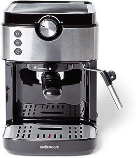 Mellerware Bari Legend cafetera espresso programable 20