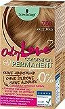 Schwarzkopf Only Love Coloration, Haarfarbe 7.50 Mandelbraun, 143 ml