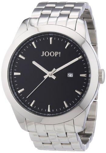 Joop Herren-Armbanduhr XL Essential Analog Quarz Edelstahl JP100801F07