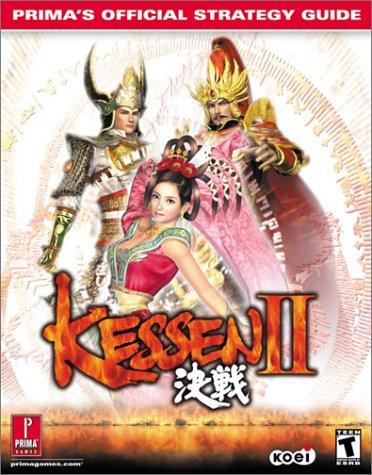 Kessen II: Prima's Official Strategy Guide