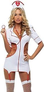 YeeHoo Conjuntos de Lencería Mujer Ropa Colegiala/Enfermera