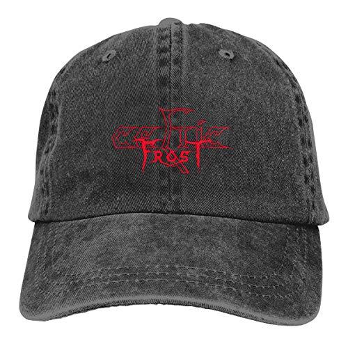 Celtic Frost Fashion Unique Print Baseball Cap Adjustable Denim Cowboy Hat Casquette Adult