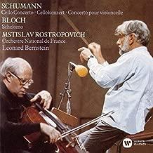 シューマン:チェロ協奏曲、ラフマニノフ:ピアノ協奏曲第3番 他