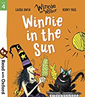 Read with Oxford: Stage 4: Winnie and Wilbur: Winnie in the Sun