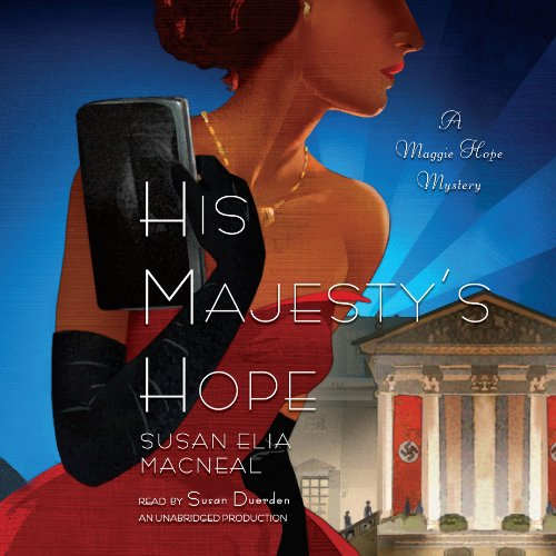 His Majesty's Hope audiobook cover art