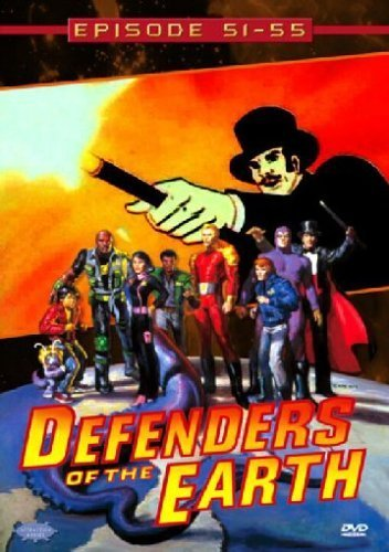 Defenders of the Earth - Episode 51-55