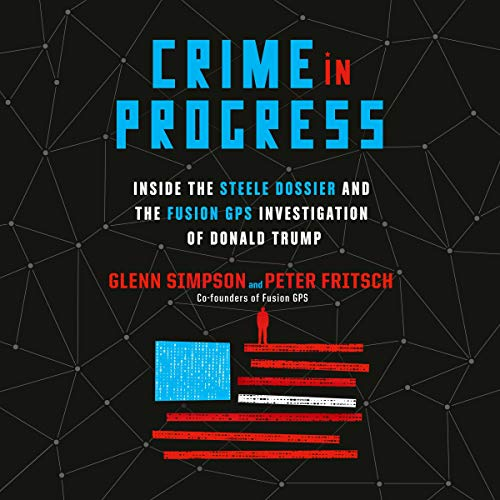 Crime in Progress cover art