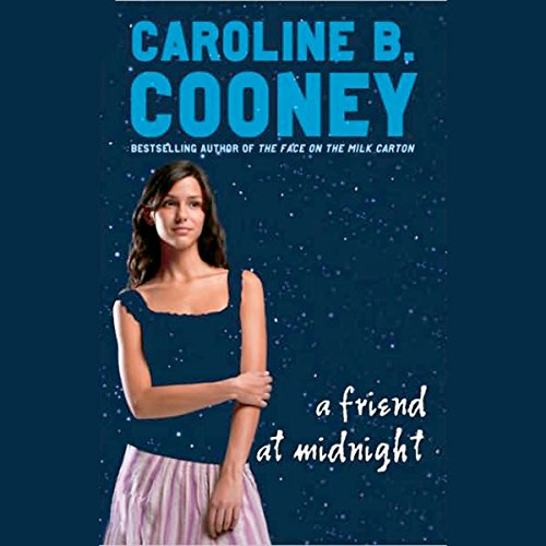 A Friend At Midnight audiobook cover art