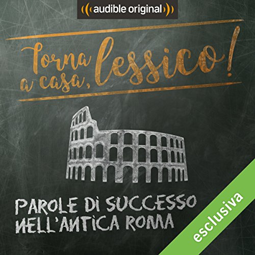 Parole di successo dell'antica Roma audiobook cover art