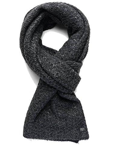 Replay Damen AW9202.000.A7081 Schal, Grau (Dark Grey 14), One Size