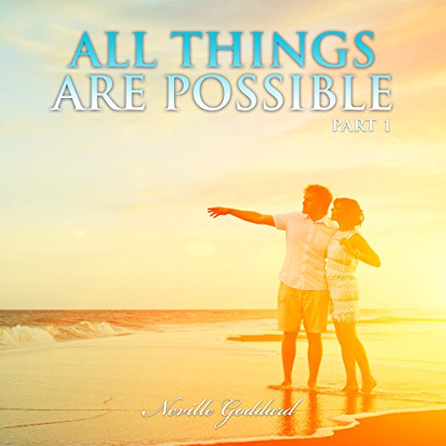 All Things Are Possible cover art