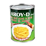 Aroy-D, Bamboo Shoots (Slices) in Water, 19 oz