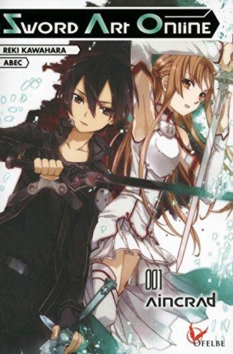 Sword Art Online - tome 1 Aincrad (1)