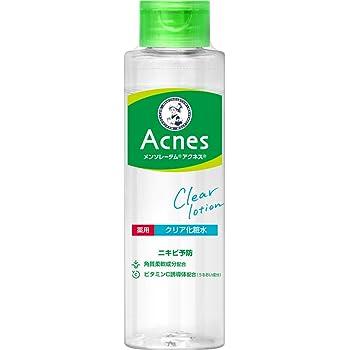 アクネス(Acnes) 【医薬部外品】薬用クリア化粧水 180mL