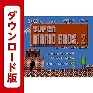 """スーパーマリオブラザーズ2 [3DSで遊べるファミリーコンピュータソフト][オンラインコード]"""""""