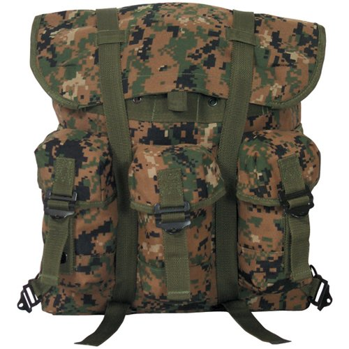 Fox Outdoor Products Small A.L.I.C.E. Field Pack, Black