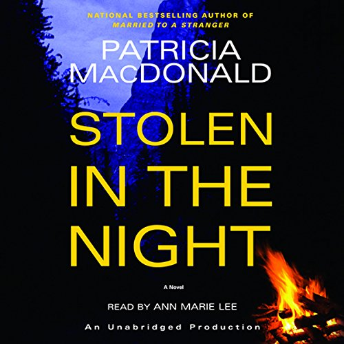 Stolen in the Night audiobook cover art