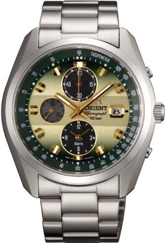 ORIENT Watch NEO70's Horizon Solar Chronograph WV0021TY Men
