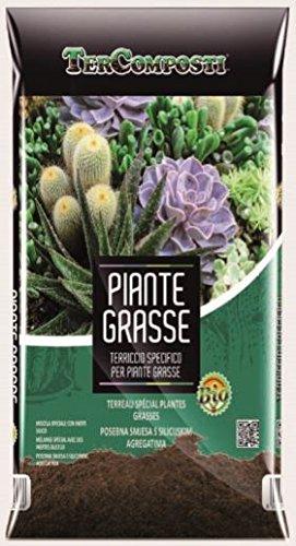 Terra Terriccio substarto specifico per piante grasse 10 litri