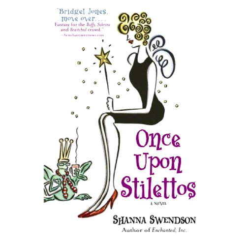Once Upon Stilettos audiobook cover art