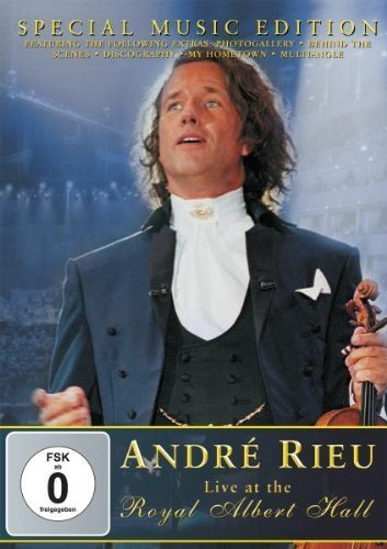 André Rieu - Live at the Royal Albert Hall (NTSC) [Special Edition]