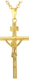 Best baptism crucifix necklace Reviews