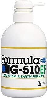 Formula(フォーミュラ) G-510EF ポンプ式 濃縮原液 強力マルチクリーナー 500ml G510EF-P1