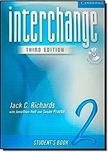 Interchange Student's Book 2 with Audio CD (Interchange Third Edition)