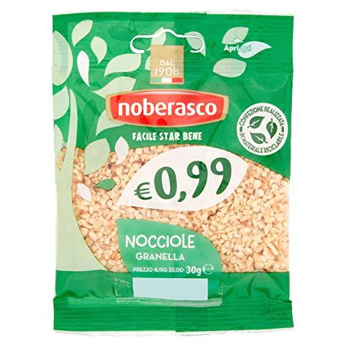 0,99 Nocciole granella- Noberasco - confezione da 12 buste da 30g