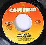 AEROSMITH 45 RPM HOME TONIGHT / PANDORA'S BOX