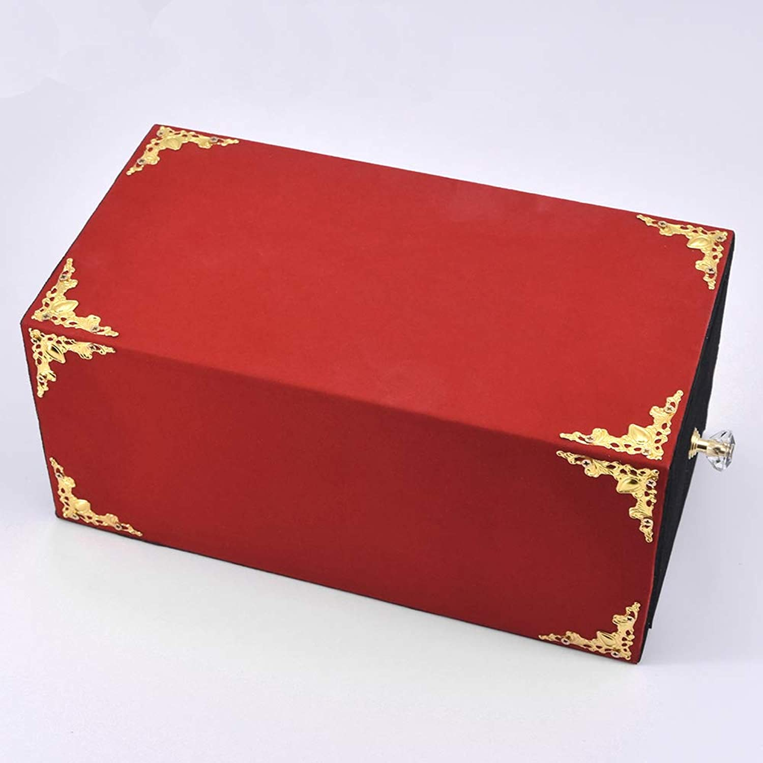 Wooden Drawer Box Magic Tricks Magician Box Props Stage Illusions Magic Gimmick Comedy Objects Appearing Vanishing Magia (Wooden Drawer Box)