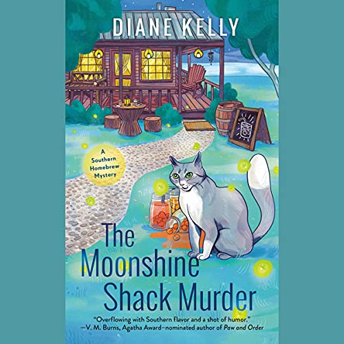 The Moonshine Shack Murder: A Southern Homebrew Mystery, Book 1