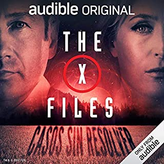 The X-Files: Casos sin resolver [The X-Files: Cold Cases] audiobook cover art