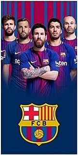 FCB Barcelona Football Club - Toalla de Playa (Tamaño