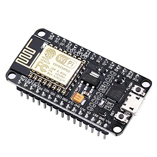 IZOKEE NodeMCU Module ESP8266 ESP-12E WiFi Internet Development Board Wireless Modul Mit CP2102 Chip Kompatibel mit Arduino