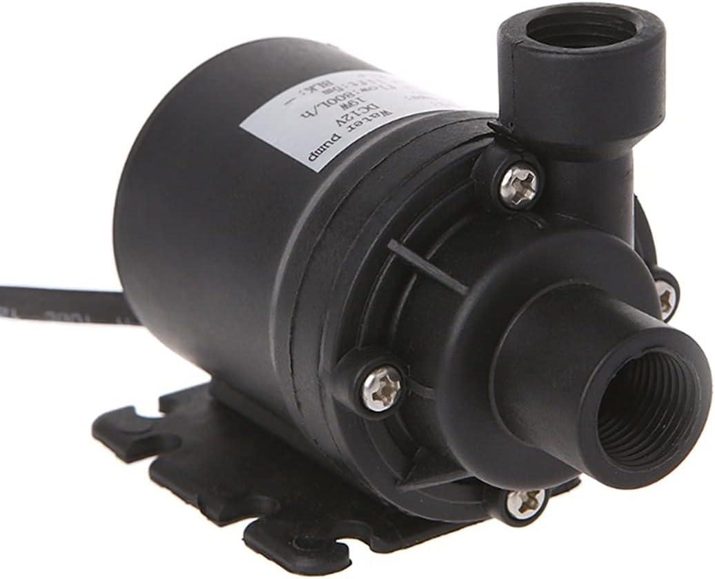 ZTBH Trust Circulating Pump Max 75% OFF 800L H 5m Brushless Solar DC 12V Motor Wa