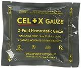 Celox Z-Fold Gauze (3in x 5' (7.6cm x 1.5m))