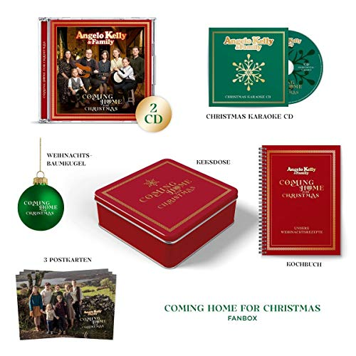 Coming Home for Christmas (Limitierte Fanbox)
