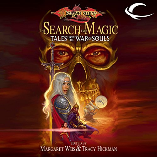 The Search for Magic audiobook cover art