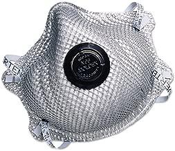 Moldex 2400N95 2400N95 Series Particulate Respirator, Half-Face Mask, Medium/Large, 10/Box