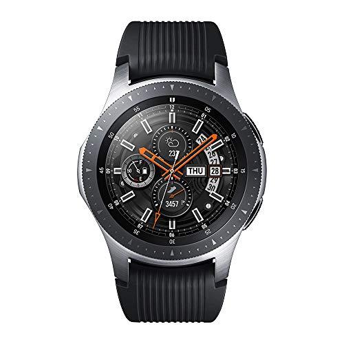 Samsung SM-R800NZSABTU smartwatch Silver SAMOLED 3.3 cm (1.3