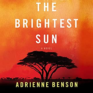 The Brightest Sun audiobook cover art