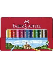 Faber-Castell - Zeshoekige kleurpotloden.