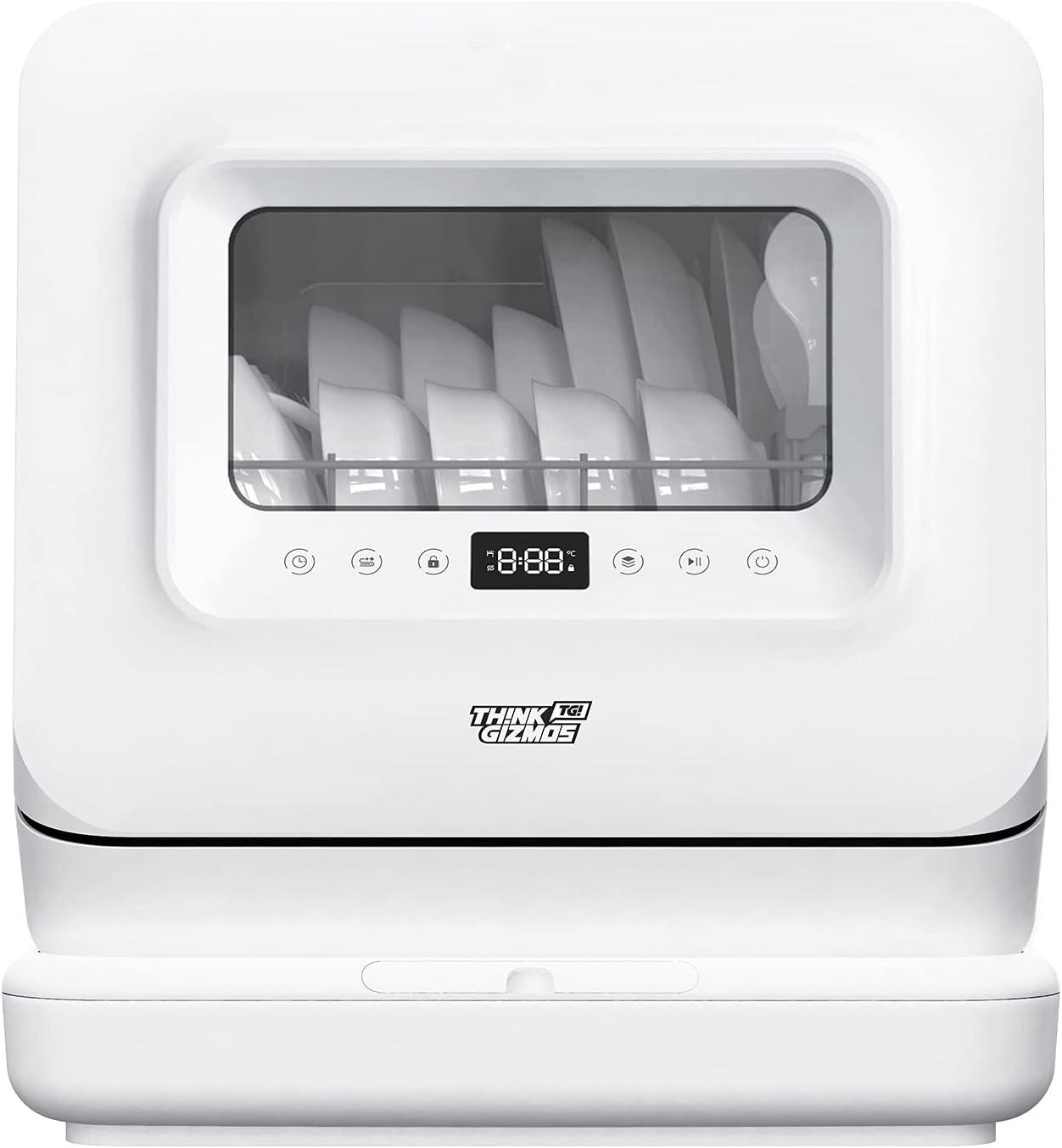 Think Gizmos Portable Countertop Dishwasher