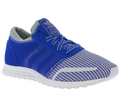 adidas Herren Los Angeles Sneaker, Blau (Bold Blue/Bold Blue/Clear Onix), 44 EU