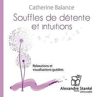 Couverture de Souffles de détente et intuitions