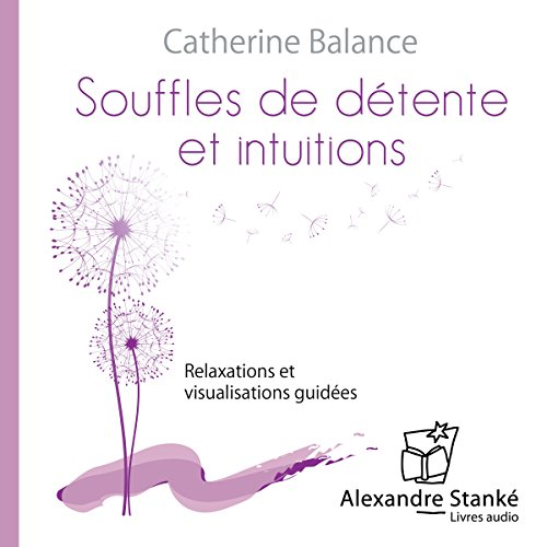 Souffles de détente et intuitions audiobook cover art