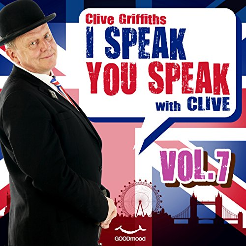 I speak you speak with Clive Vol. 7 copertina