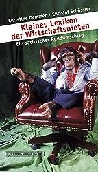 Cover Kleines Lexikon der Wirtschaftsnieten