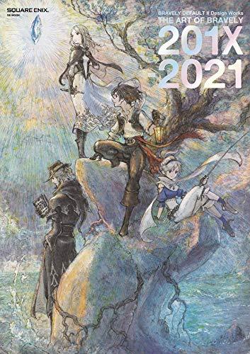 BRAVELY DEFAULT II Design Works THE ART OF BRAVELY 201X - 2021 (デジタル版SE-MOOK)